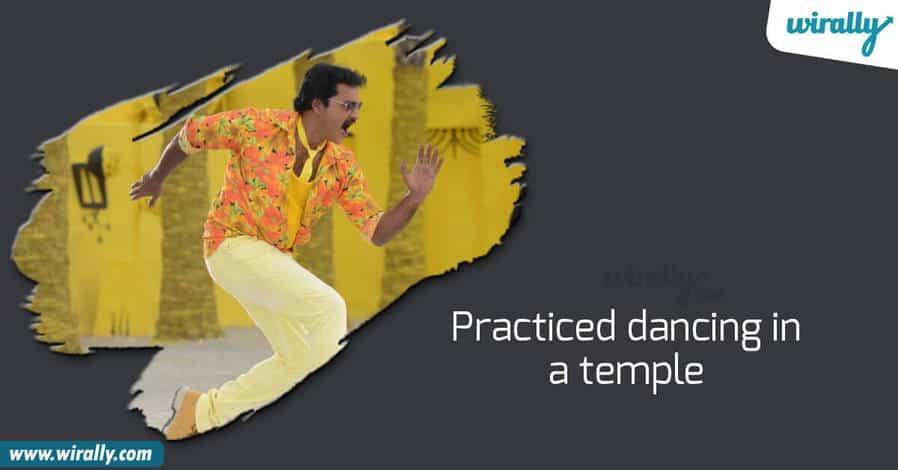 sunil, Comedian sunil, sunil Assistant director, sunil dance