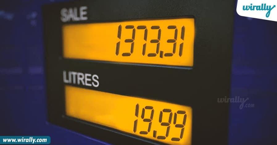 petrol-meter