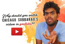 Chicago Subbarao, Chicago Subbarao videos
