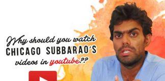 Chicago Subbarao, Chicago Subbarao videos