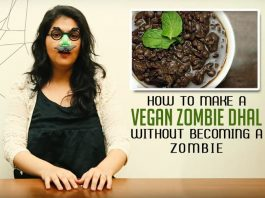 zombie dhal