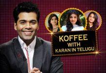 Karan Johar, Samantha, NTR, Nani, Allu Arjun, Anushka, Baahubali, Brahmanandam, Nagarjuna, Rana, Prabhas, Kajal