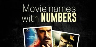 1- Nenokkadine Movie, 24 Movie, 3 Movie, Aa Naluguru Movie, 180 Movie, 100% love Movie, 7th sense Movie, Khaleja Movie, Dhruva Movie
