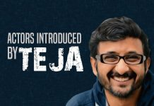 Teja, Director Teja, Uday Kiran, Chitram Movie, Sunil, Nuvvu Nenu Movie, R.P.Patnaik, Chitram Movie, Nithin, Jayam Movie, Anita, Nuvvu Nenu Movie, Sada, Jayam Movie, Kajal Agarwal, Navdeep, Jai Movie
