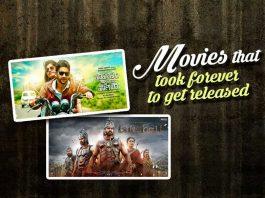 Anji Movie, Rudramadevi Movie, I Movie, Saahasam Swaasaga Saagipo Movie, Baahubali Movie, Khaleja Movie