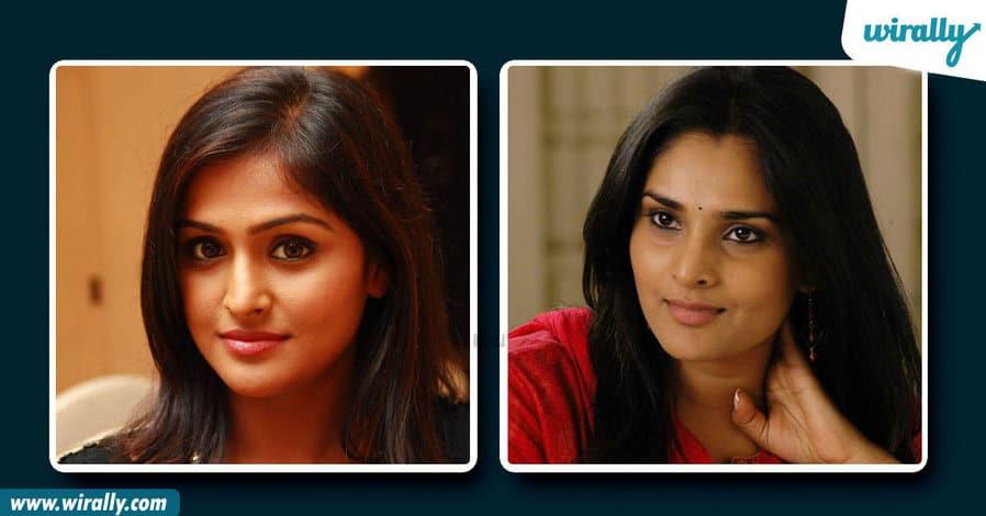 Ramya and Divya
