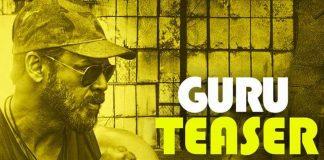 Guru Telugu Movie Official Teaser, Guru Movie Teaser, Venkatesh, Ritika Singh, Guru Teaser, Santhosh Narayanan