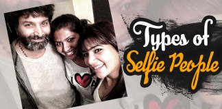 selfie, selfie Time, Tollywood selfie, selfie People