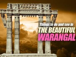 Warangal, Warangal Locations,