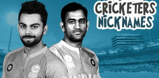 Indian cricketers and their nicknames