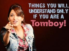 Tollywood Tomboy actress, Tomboy