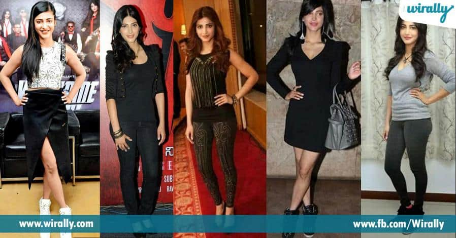 10 Lesser known facts about the birthday beauty, Shruti Haasan