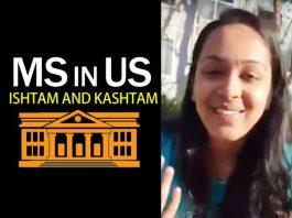 MS in US, Telugu Girl in US,
