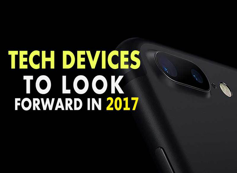 Tech Devices, Apple iPhone 8, Samsung galaxy 8, Foldable Samsung phone, New iPads,Microsoft's surface pro, Xbox project Scorpio, Google smartwatch