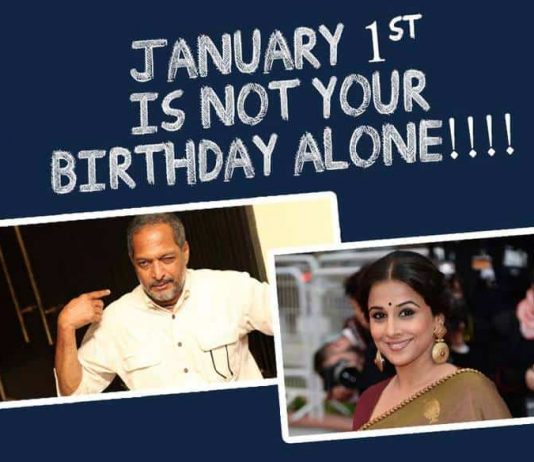 Birthdays on 1st january