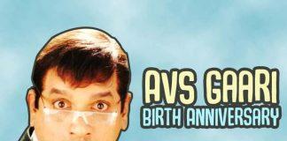 Amanchi Venkata Subrahmanyam, AVS, Actor AVS, Comedian AVS, Actor AVS