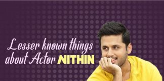 Hero Nithin, Nithin's dad N. Sudhakar Reddy, Telugu film industry, Adavi,JAYAM, Nithin, Akhil,Chinnadaani Neekosam, Gunde Jaari Gallanthayyinde, Allari Bullodu,ISHQ,