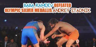 Baba Ramdev, Ramdev Baba, Ramdev Baba in Olympics