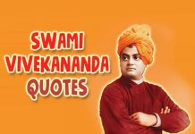 Swami Vivekananda, Swami Vivekananda quotes