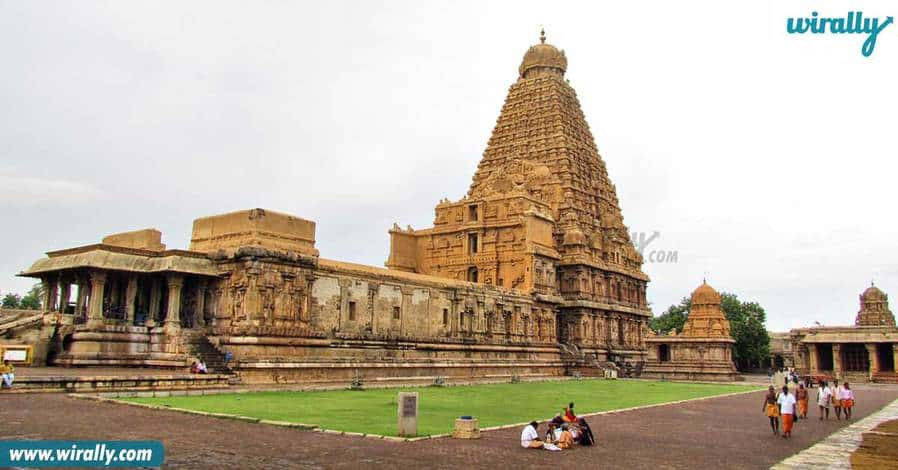 Interesting things about the Brihadeeswara Temple of Tanjore | Wirally