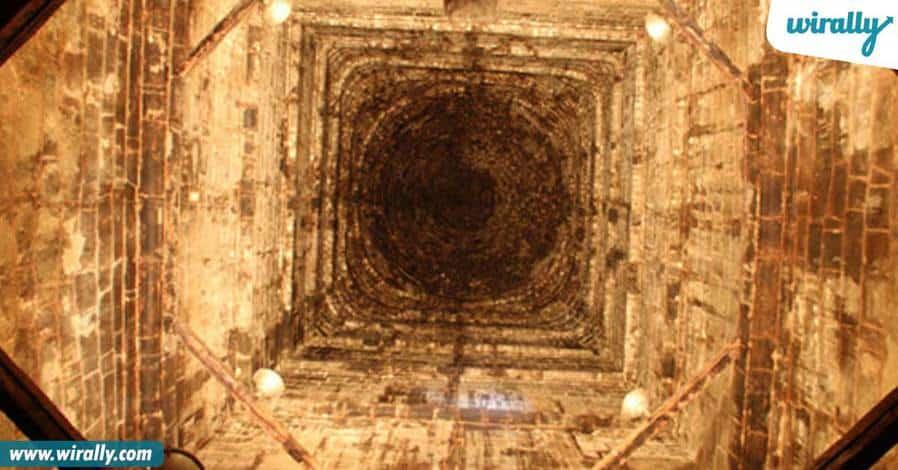 Brihadeeswara temple underground