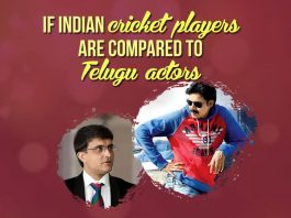cricket players Telugu actors