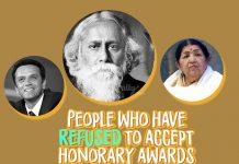 Rahul Dravid, Sitara Devi, Krishnaswamy Subramanyam, Romila Thapar, Sonu Nigam, Khushwant Singh, Ustad Vilayat Khan, J.S.Verma, S.Janaki, Lata Mageshkar, Phanishwarnath Renu, Rabindranath Tagore,