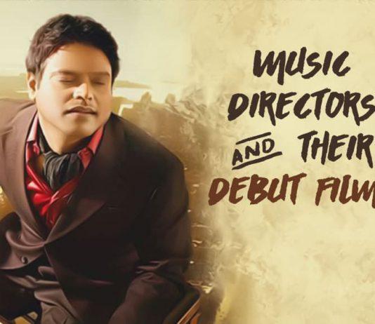 Telugu music directors, Telugu cinema, music directors debut films, S.P.Balasubrahmanyam, Kanya Kumari (1977) Movie, Keeravani, Manasu Mamatha (1990) Movie, DSP, Devi (1999) Movie, Mani Sharma, Ratri (1992) Movie, Thaman – KICK (2008) Movie, Harris Jayaraj,Vasu (2002) Movie, Anup Rubens, Jai (2004), Mickey J Meyer, Pothe Poni ( 2005) Movie, S.V.Krishna Reddy, Kobbari Bondam (1991) Movie, S.A.Rajkumar, Pelli Movie,