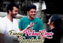 Funny Pickup Lines Translated