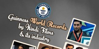 Guinness World Records, Sameer Anjaan, Kumar Sanu, Asha Bhosle, Kapoors, Sonakshi Sinha, Abhishek Bachchan, Jagdish Raj, Kaho Naa... Pyaar Hai, Yaadein, Lalita Pawar,
