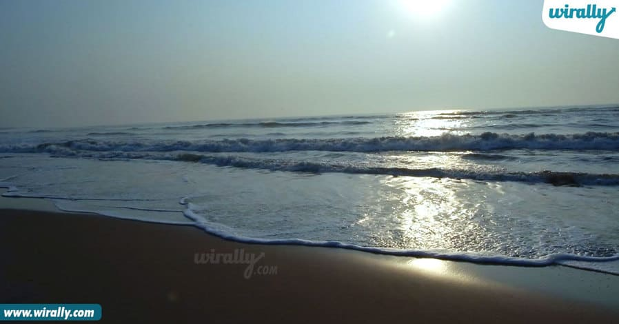 Beaches in Andhra