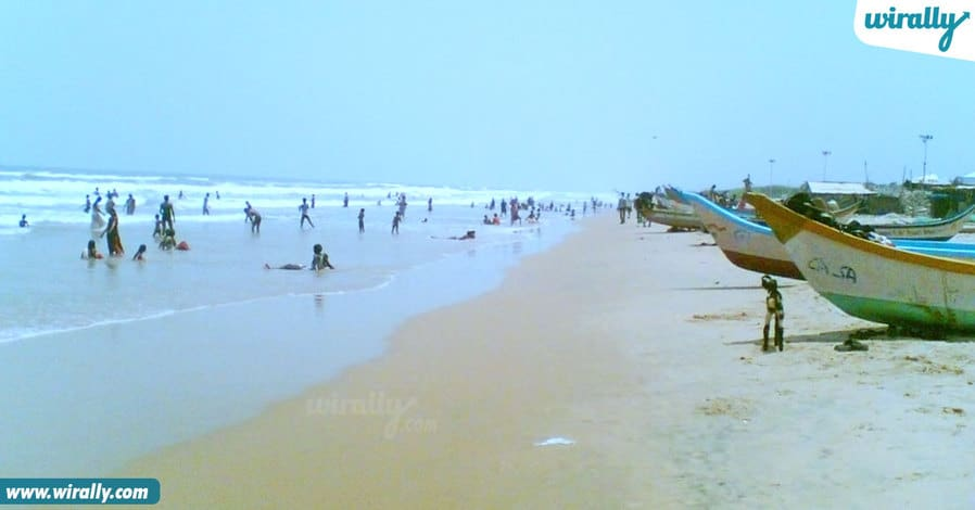 Beaches In Andhra Wirally