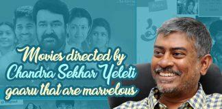 Chandra Sekhar Yeleti films