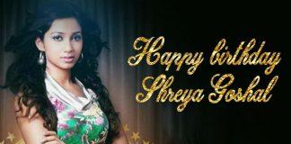 Shreya Goshal, Singer Shreya Goshal, Shreya Goshal Songs, Shreya Goshal Latest Songs, Shreya Goshal Hit Songs, Shreya Goshal Unknown Facts, Unknown Facts About Shreya Goshal