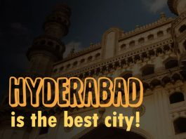 Hyderabad, Hussain Sagar, Charminar, The colorful traditional shopping, Best biryani in the world, The world famous film house, The historic fort, The business class, The miraculous city