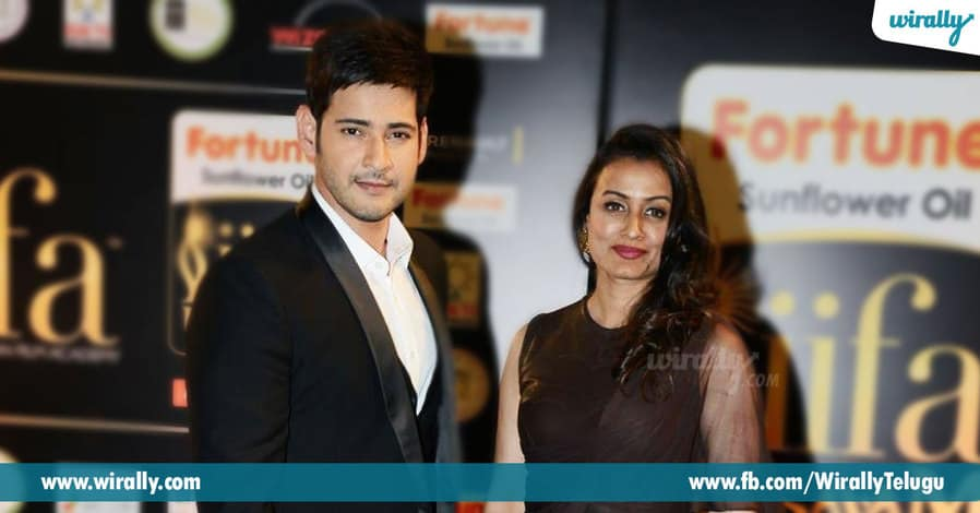 tollywood couple