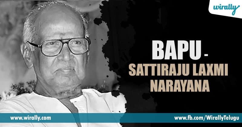 10.-Bapu---Sattiraju-Laxmi-Narayana