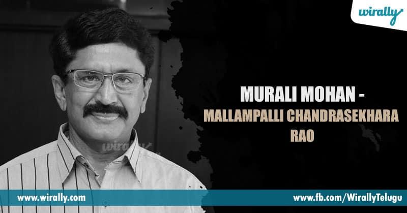 5.-Murali-Mohan---Mallampalli-Chandrasekhara-Rao