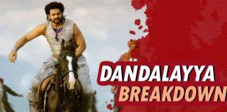 Dandalayya Song Breakdown, Dandalayya Song, Baahubali 2, Baahubali. Rajamouli, Prabhas, Anushka,