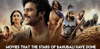Baahubali, Bahubali, Baahubali 2, Sathyaraj, Rana, Prabhas, Tamannah, Anushka, Prabhakar, Nasser, Sudeep, Ramya Krishna