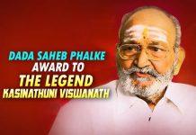 Dada Saheb Phalke Award, Kasinathuni Viswanath, Viswanath