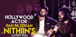 Hollywood Actor Dan Belizerian, Nithin, Dan Belizerian