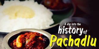 history of Pachadlu, Pachadlu