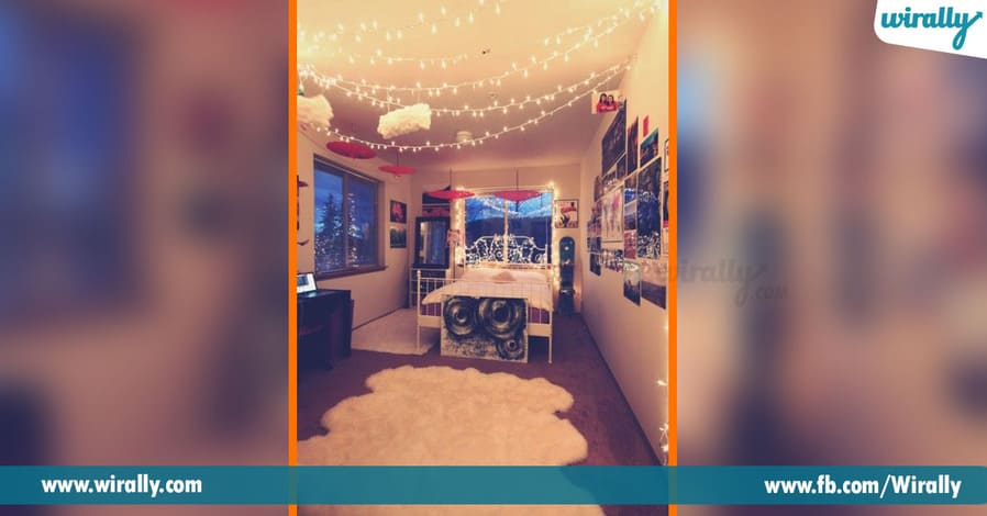 String Lights For Your Room : 7 Different Ways To Decorate Your Room With String Lights - Wirally