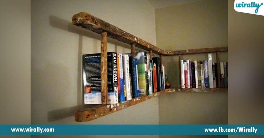 03Creative Bookshelf
