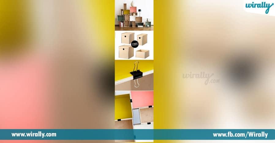 04Creative Bookshelf