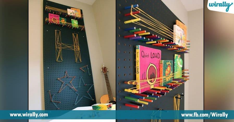 05Creative Bookshelf