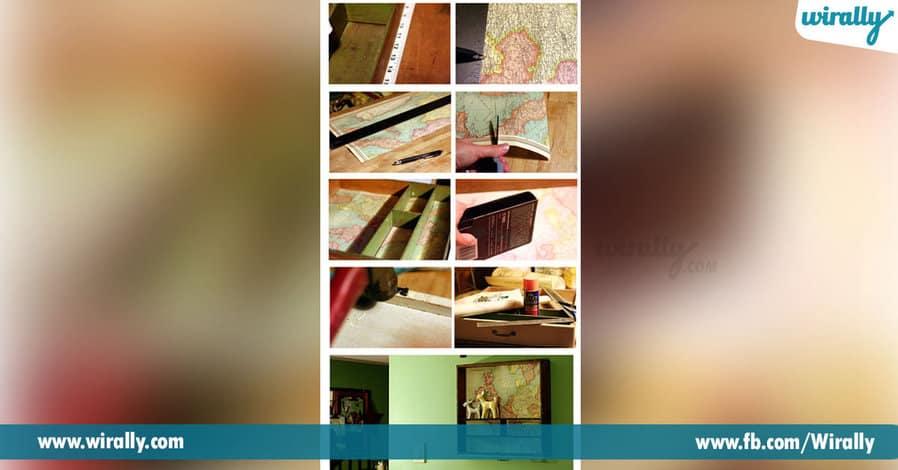 06Creative Bookshelf