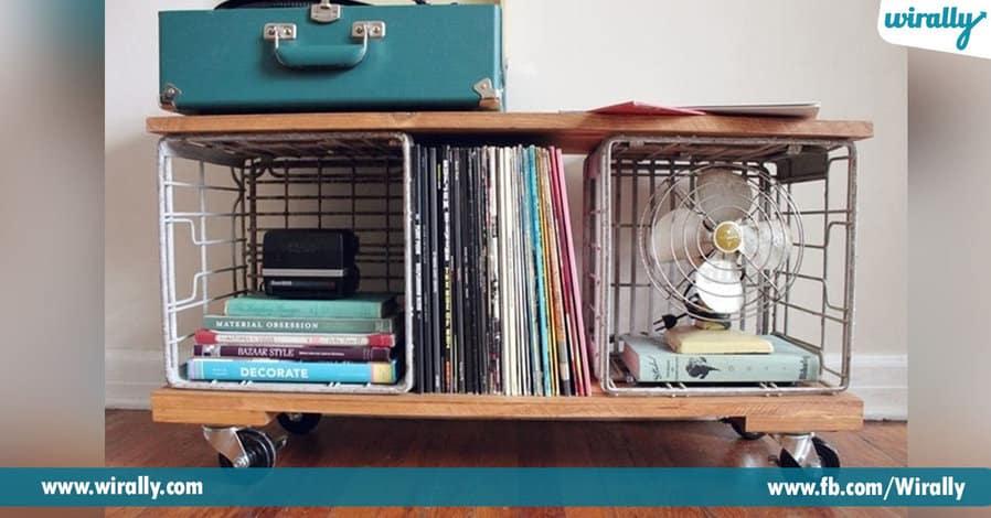 07Creative Bookshelf