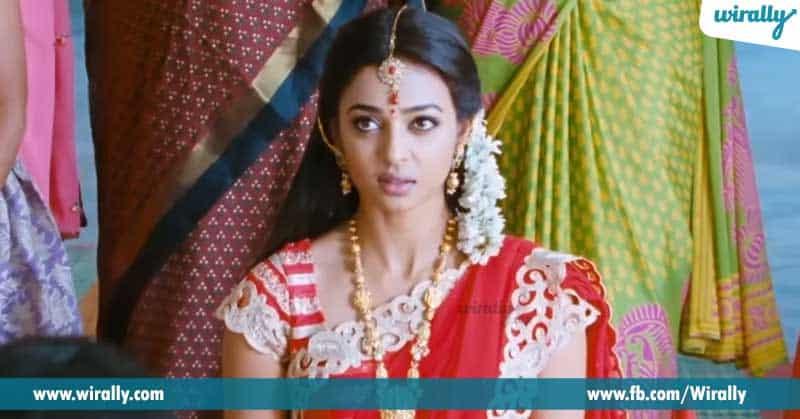 10-Radhika Apte in Legend